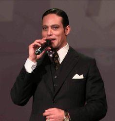 Gabriel Garko al serale di Amici 13 puntata del 12 aprile 2014