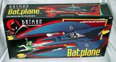 Batman the Animated Series Batplane