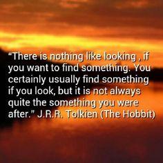 #Tolkien #Hobbit #quote