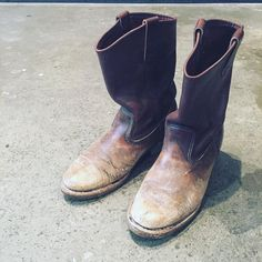 my favorite pair of redwings. 1178 customs. Mine Too - got my ...