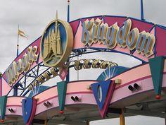 Magic Kingdom Toll Booth
