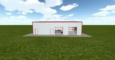 Cool 3D #marketing http://ift.tt/2AKtIkc #barn #workshop #greenhouse #garage #roofing #DIY