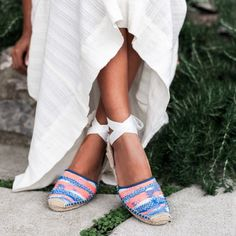 The 13: Shoes with Ties, Ribbons & Laces