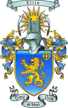 This is the Advanced artwork design of the coat of arms.