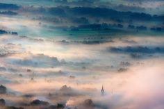 35PHOTO - Boguslaw Strempel - Morning fog ...
