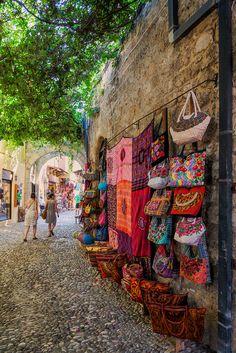 Markets in Greece