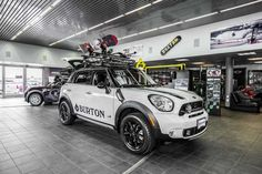 Ultimate Off Road lift kit customised Mini Countryman and Paceman – Mini Works Mini Cooper 4x4, Mini Cooper Custom, Mini Cooper Paceman, Mini 4x4, Cooper Countryman, Mini Countryman Accessories, Discovery 2, Mini Copper, Drag Racing