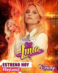 Sou Luna 2 - Poster Oficial da ''Ámbar''