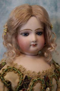 "16"" Antique French Fashion Doll Circa 1870 Swivel Head, Fantastic Dress & boots | Dolls & Bears, Dolls, Antique (Pre-1930) | eBay!"