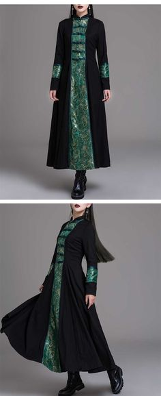 Outfit on mission Asian Fashion, Fashion Art, Girl Fashion, Fashion Outfits, Fashion Design, Kinds Of Clothes, Clothes For Women, Chinese Clothing, Alternative Outfits