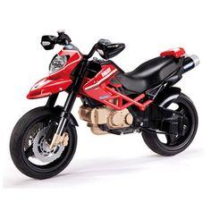 46513a0324d80 Kids Electric 12v Ride On Ducati Hypermotard Motorbike