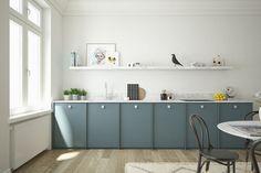 TUNNE TILAT: A.S. Helsingö uppgreidaa IKEA keittiön