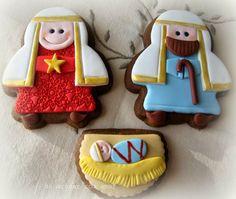 Do Açúcar Com Amor - Christmas Gingerbread Cookies