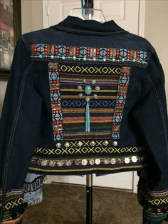boho meets southwestern by Wise Rags