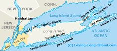 Long Island! Old money lived on the Gold Coast....New money lived on the South Shore, Hamptons....