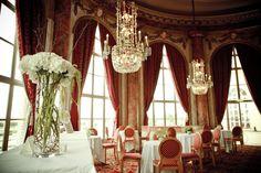 Salon des ambassadeurs - Casino de Deauville