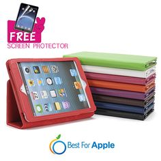iPad mini Smart Cover with pu back case