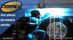 En CERMEX nuestros soldadores cuentan con la experiencia y tecnología necesaria para la perfecta unión en todos los productos que fabricamos.  Portones - Barandales - Puertas - Louvers - Rejillas Estructuras de acero y metálicas. Herrería artística. Herrería Monterrey. Herrería contemporánea.   www.cermex.mx