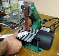 The Stock Removal Method of KnifeMaking