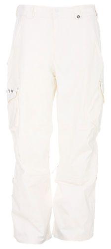 Burton Cargo Snowboard Pants Bright White Men's