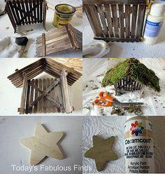 Make Your Own Childrens' Nativity Set! 1of3 photos. - Design Dazzle