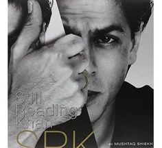 This book for those who are actual fan of S.R.K. Still Reading Khan Srk is biography book which is based on the king khan of bollywood. #srkbiography  #booksonline #onlinebooks #srkbooks #biographybooks