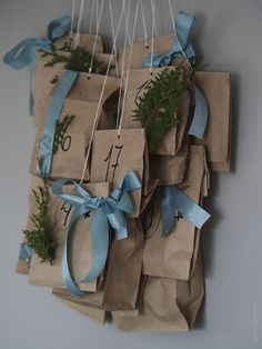 www.byrust.no Gift Wrapping, Gifts, Advent Calendar, Paper Wrapping, Presents, Wrapping Gifts, Favors, Gift Packaging, Gift