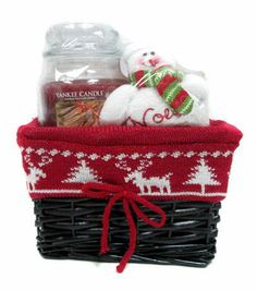 shopgoodwill.com: New Yankee Candle Gift Basket