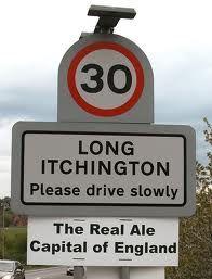 Long Itchington, great village!