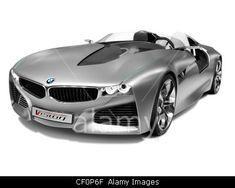 2012 BMW Vision ConnectedDrive concept sports car