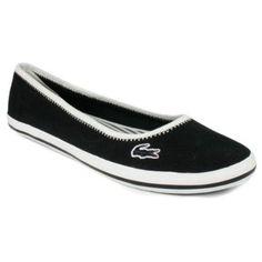 Lacoste Women`s Marthe 4 Black Casual Shoes Lacoste. $44.95