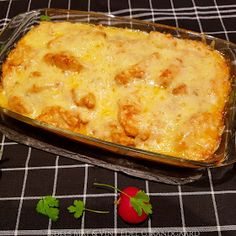 Edels Mat & Vin: Tex-Mex Kyllingform med ris og bønner ♫♪ Moussaka, Tex Mex, Macaroni And Cheese, Nom Nom, Protein, Food And Drink, Turkey, Snacks, Ethnic Recipes