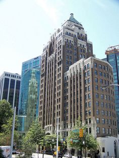 The Marine Building 1930, Vancouver