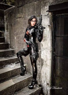 The Baroness - Décoration de Jardin Latex Cosplay, Cosplay Costumes, Baroness Gi Joe, Hulk Sketch, Super Heroine, Marvel Fan Art, Mundo Comic, Classic Actresses, Best Cosplay