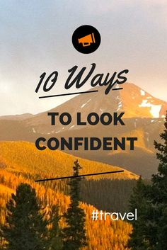 Solo Travel Safety: 10 ways to look confident. http://solotravelerblog.com/solo-travel-safety-confidence/
