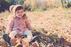 Fotografía de #Familia en #Castellón y #Valencia - Reportajes para niñas y niños en el bosque - #Otoño #Autum #Kids  #Winterfail