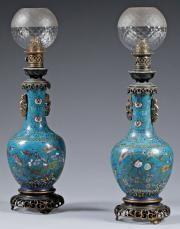 lampe vase japonais - Google Search