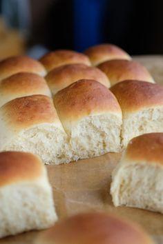 Bread Recipes, Cake Recipes, Cooking Recipes, Healthy Recipes, Danish Food, Dough Recipe, I Love Food, Hot Dog Buns, Healthy Choices