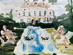 Mary Ronayne, Hamptons , 2021 | HOFA Gallery (House of Fine Art)