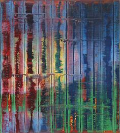 Abstract Painting [774-4] » Art » Gerhard Richter