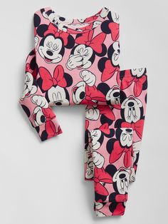 Disney Baby Clothes Girl, Baby Disney, Minnie Mouse Bedding, Mickey Mouse, Baby Girl Pajamas, Baby Girl Fashion, Toddler Fashion, Child Safety, Pj Sets