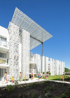 Gallery - Nakâra Residential Hotel / Jacques Ferrier Architectures - 14