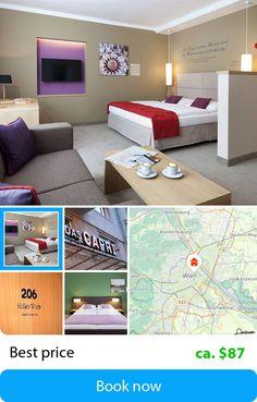 Das Capri Hotel (Vienna, Austria) – Book this hotel at the cheapest price on sefibo.