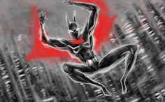 Batman Beyond by thurZ on deviantART