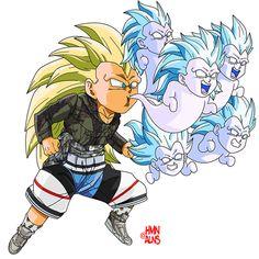 humanaliens x Dragon Ball Z
