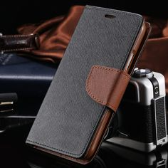 Fashion Cute Ultra Thin Magnetic Flip Leather Case for Samsung Galaxy S4 SIV I9500 Stand Wallet With Card Slot Cover Brand New