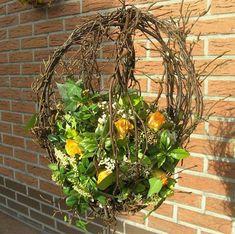 Hanging Baskets, Pine Cones, Grapevine Wreath, Dahlia, Grape Vines, Tulips, Floral Arrangements, Berries, Floral Design