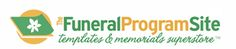 Funeral Program | Obituary Templates | Memorial Services
