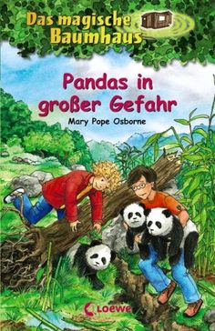 Pandas in großer Gefahr: Amazon.de: Mary Pope Osborne, Jutta Knipping, Sandra Margineanu: Bücher