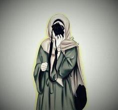 veilYour scarf is a vital piece in the attire of ladies along with hijab. Hijab Anime, Anime Muslim, Cute Muslim Couples, Muslim Girls, Hijabi Girl, Girl Hijab, Hijab Outfit, Hijab Dress, Cartoon Girl Drawing